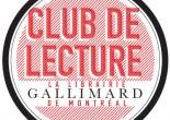logo Club de lecture de la librairie Gallimard