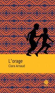 L'orage de Clara Arnaud, éditions Gaïa, 9782847206296
